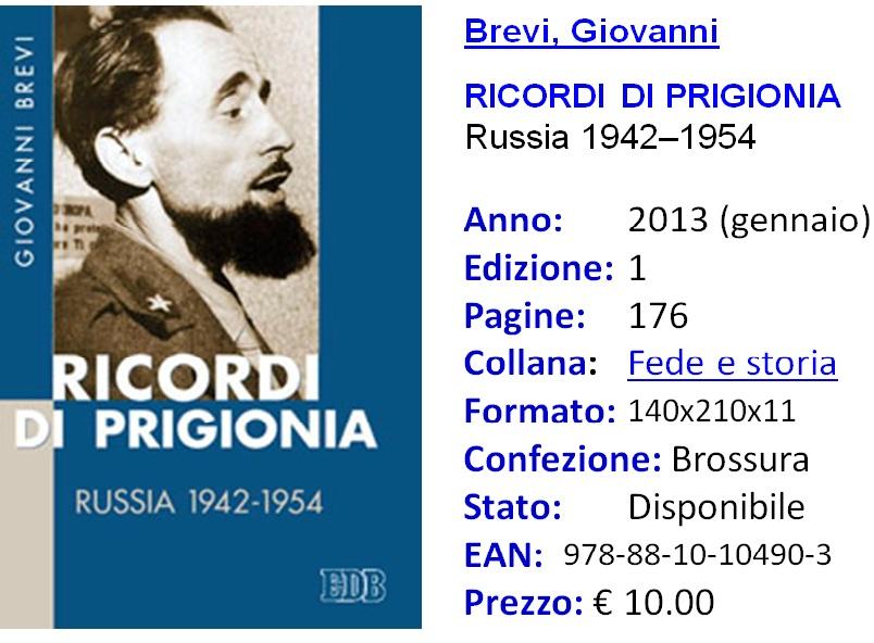 Libro di P. Brevi