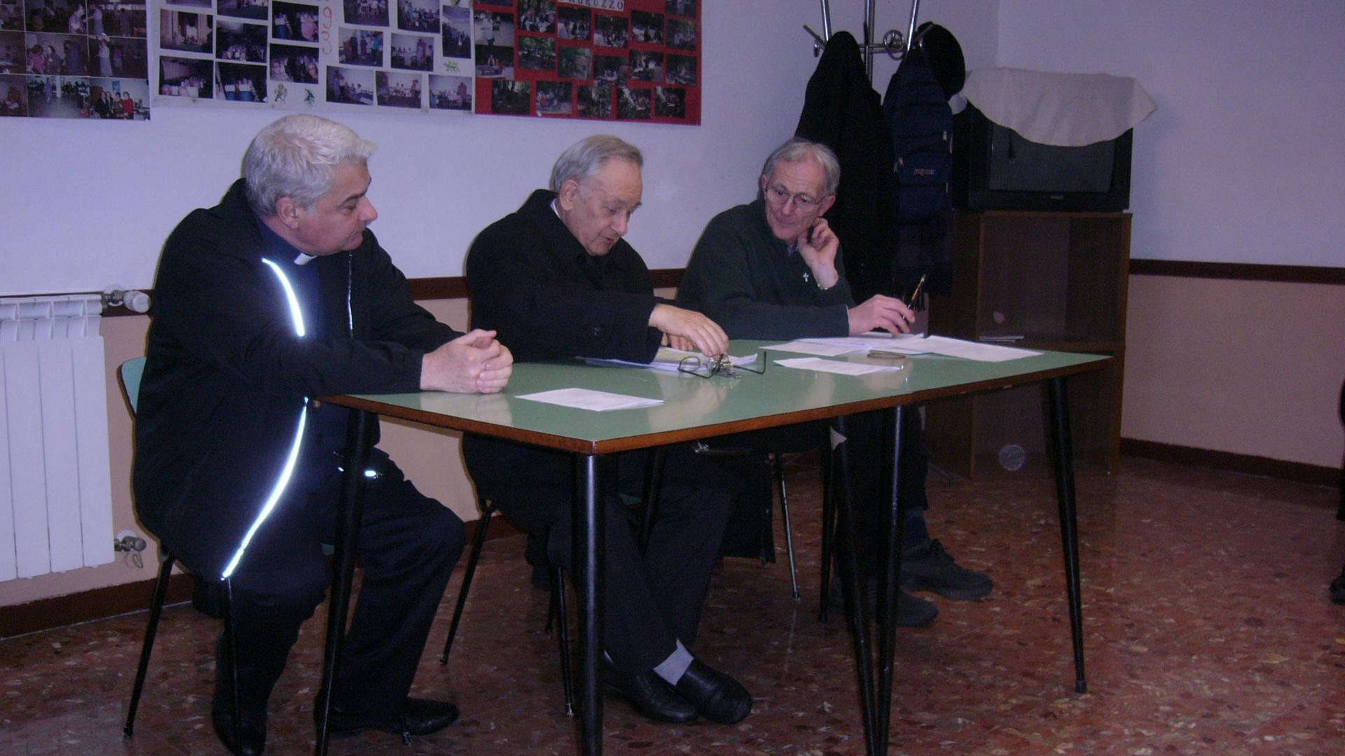 Caritas Parrocchiali incontro a S Gioacchino 1
