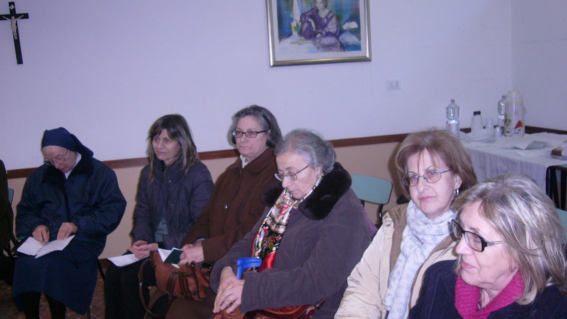 Caritas Parrocchiali incontro a S Gioacchino 3
