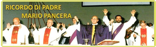 Ricordo di P Mario Pancera 1