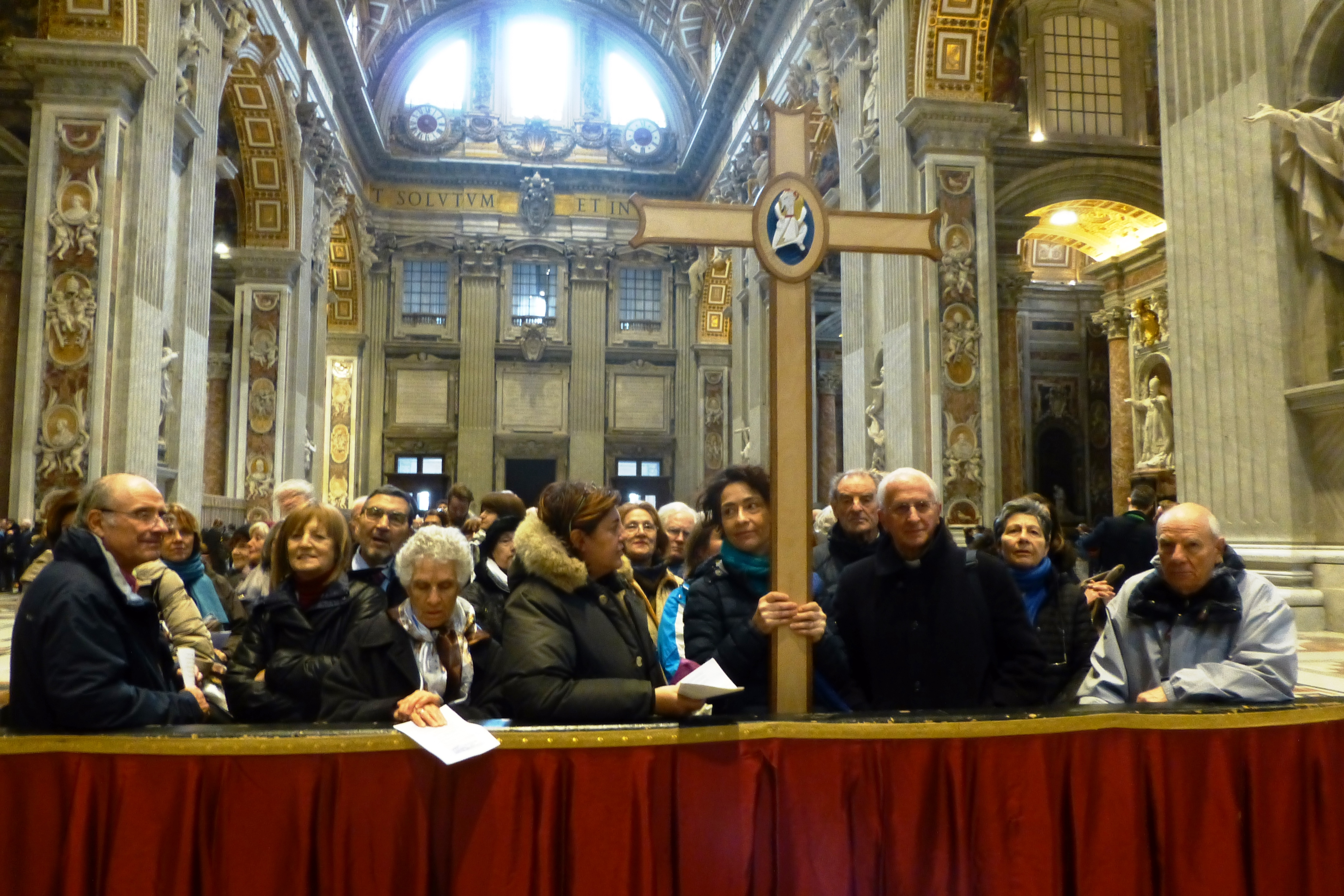 Giubileo Parrocchie in S Pietro (109)